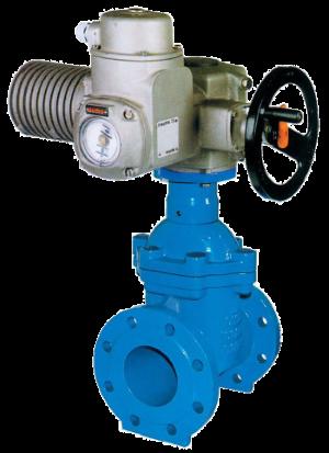 Regulacijski ventili elektro pogon auma
