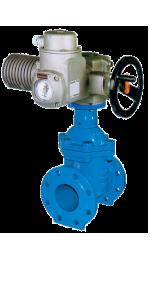 Regulacijski ventili- AUMA elektro pogon