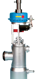 Steam conditioning valve