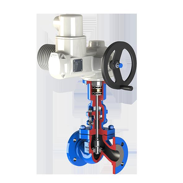 Regulacijski ventili sa elektro pogonom AUMA